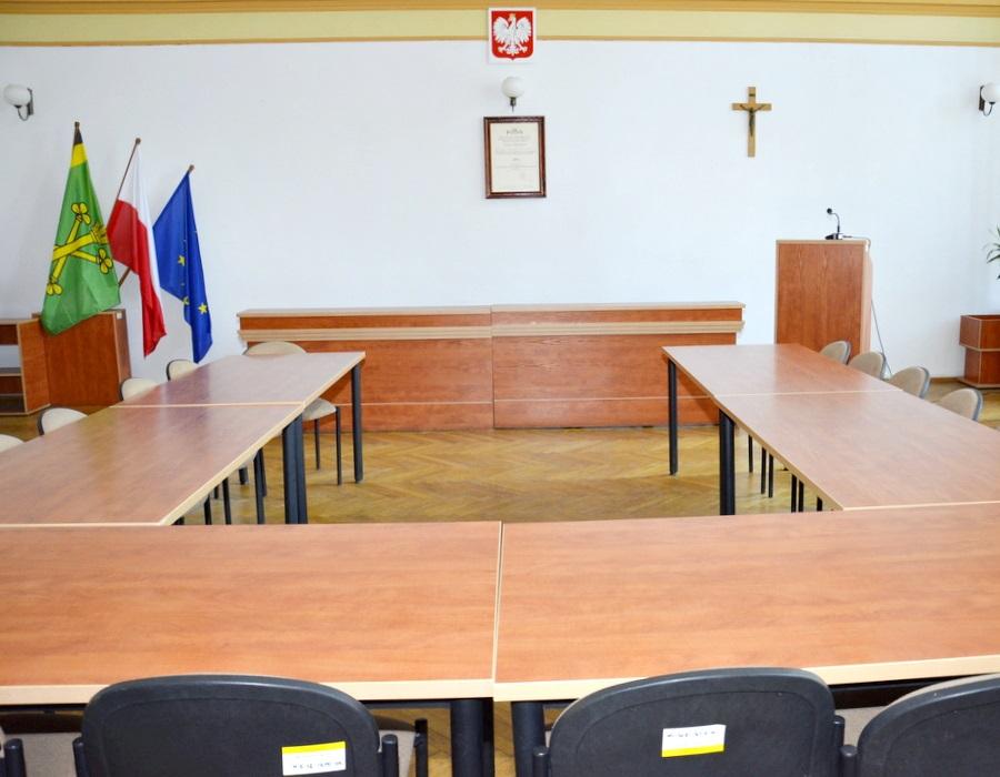 Ilustracja do informacji: 18. sesja rady powiatu